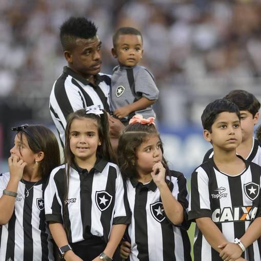 Botafogo x Fluminense no Fotop