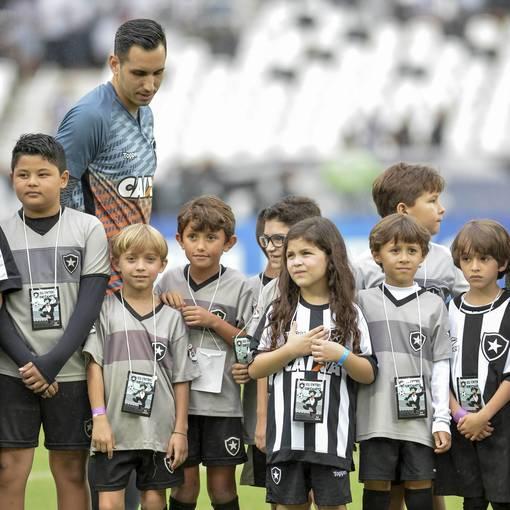 Botafogo  x Atlético-PR – Nilton Santos – 11/11/2017 no Fotop