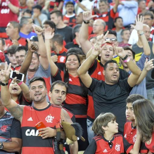 Flamengo x Junior de Barranquill – Maracanã  – 23/11/2017 no Fotop
