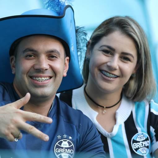 Compre suas fotos do evento Grêmio x Novo Hamburgo - Gauchão 2018 no Fotop