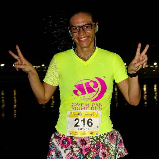 Jovem Pan Night Run 2018En Fotos