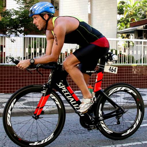27º Triathlon Internacional de Santos  on Fotop