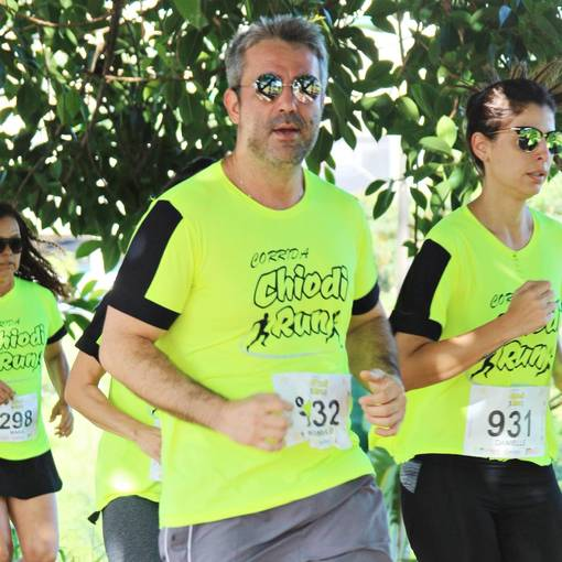 Corrida Chiodi Run no Fotop