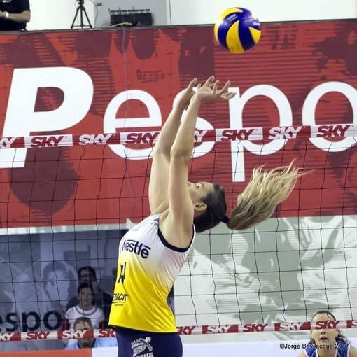 Superliga Feminina de Volei  - Nestlé-Osasco x SESC-RJ on Fotop