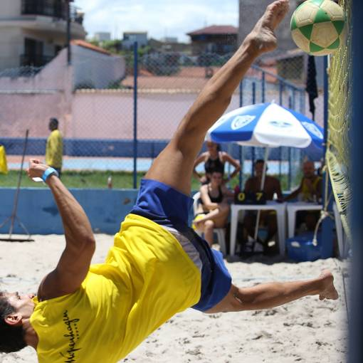 Torneio de futevôlei do tênis on Fotop