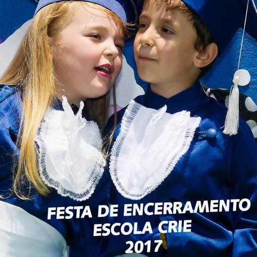Festa de Encerramento Escola   CRIE   2017 on Fotop
