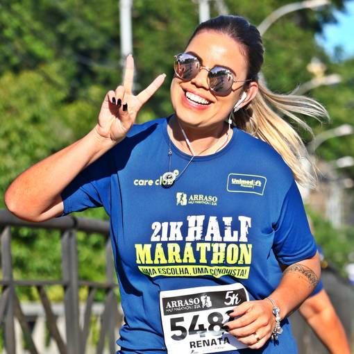 Meia Maratona Arraso Fashion Run 2018 no Fotop