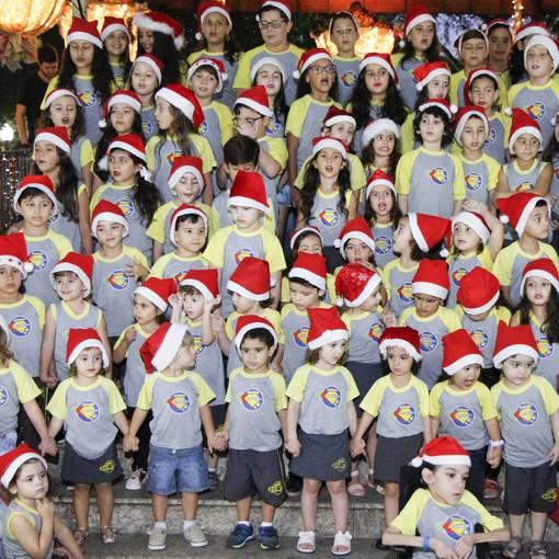 Cantata de Natal Colégio Diamante Kids no Fotop