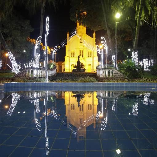 Decoração de Natal Carmopolis e outras cidades on Fotop