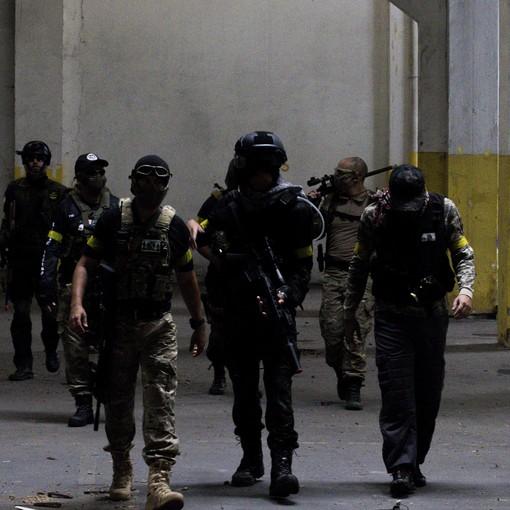 Operação Counter Strike - JPA AirSoft no Fotop