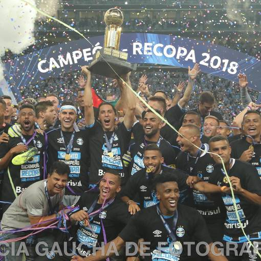 Grêmio x Independiente - Recopa 2018 on Fotop