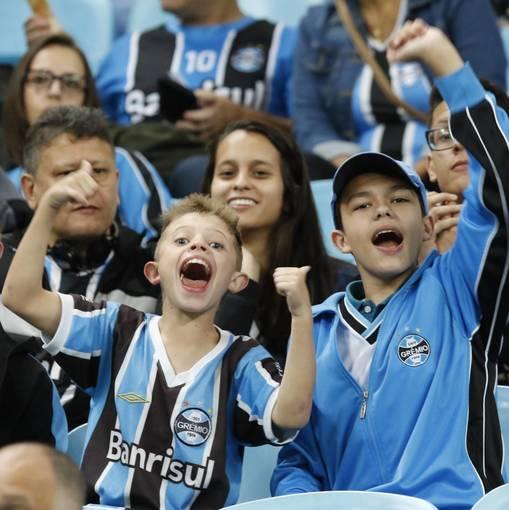 Grêmio x Cerro Porteño Libertadores 2018 on Fotop