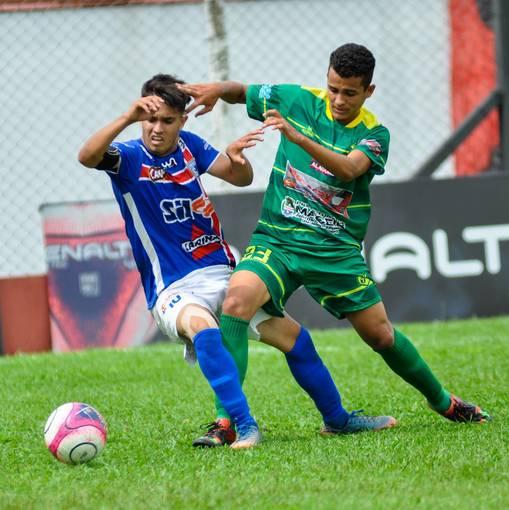 Copa SP de Futebol Junior - Guarulhos x Sete de Setembro no Fotop