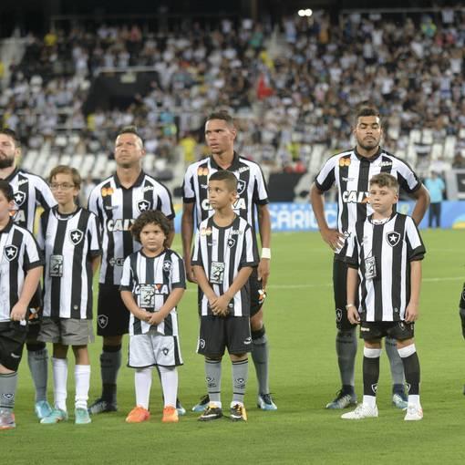 Botafogo X Portuguesa - Nilton Santos - 16/01/2018 no Fotop