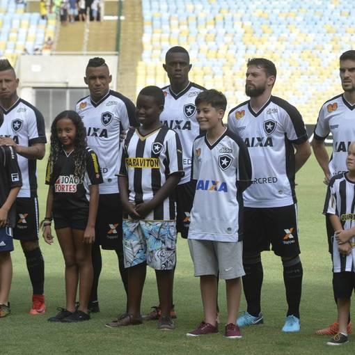 Fluminense X Botafogo - 20/01/2018 no Fotop