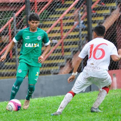 Copa São Paulo de Futebol Junior - Flamengo x Goiás no Fotop
