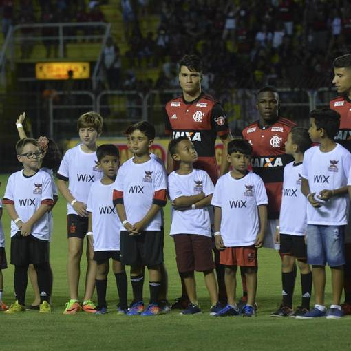 Volta Redonda X Flamengo - Volta Redonda - 17/01/2018 no Fotop