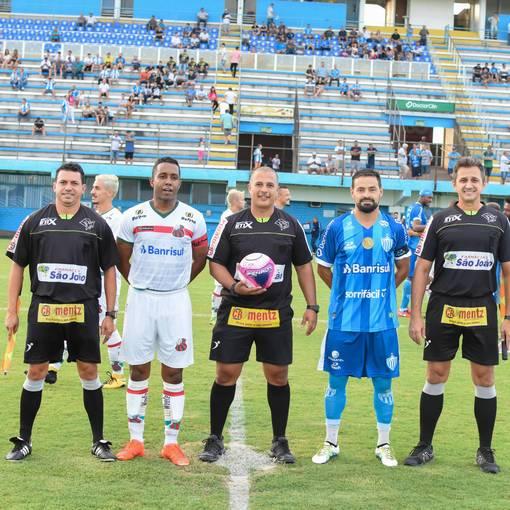 Esporte Clube Novo Hamburgo X São Paulo Rio GrandeEn Fotop
