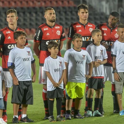 Flamengo X Cabofriense - 21/01/2018 no Fotop