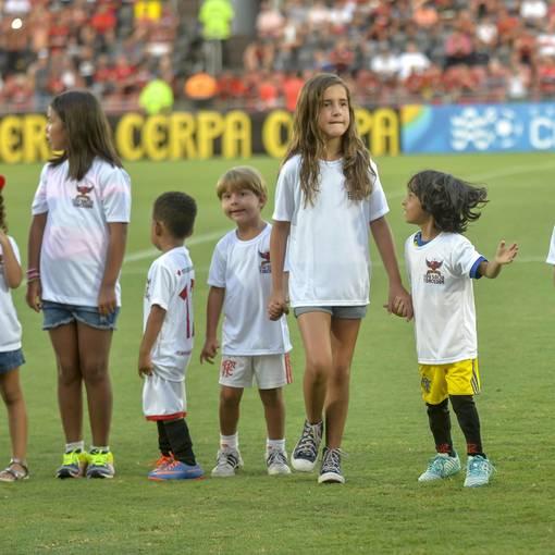 Flamengo X Bangu - Ilha do Urubu - 24/01/2018 no Fotop