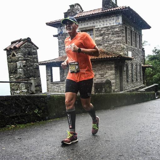Meia Maratona  Estrada Velha de Santos - Caminhos do Mar no Fotop