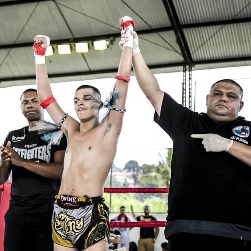 Open Meriti de Muay Thai on Fotop
