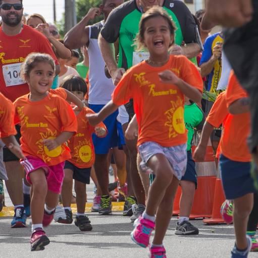 Summer Run - KIds no Fotop