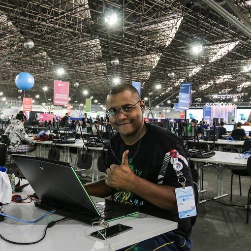 Campus Party  no Fotop