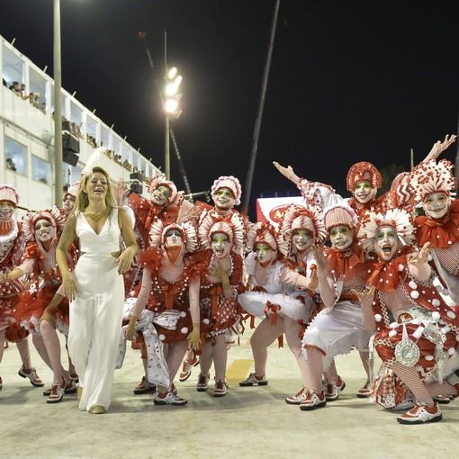 Carnaval Rio 2018 - Marquês de Sapucaí - 09/02/2018 no Fotop