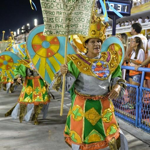 Carnaval Rio 2018 - Marquês de Sapucaí - 10/02/2018 no Fotop