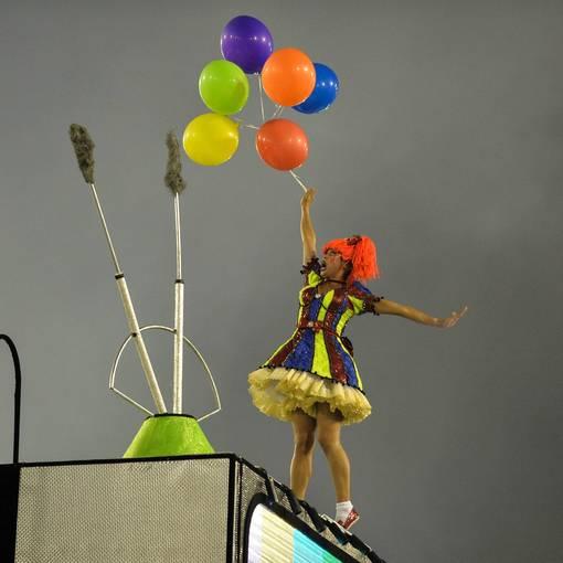 Carnaval Rio 2018 - Marquês de Sapucaí - 11/02/2018 no Fotop