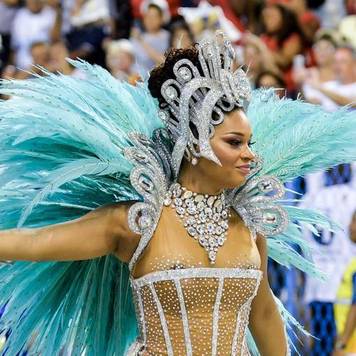 Carnaval Rio 2018 - Marquês de Sapucaí - 12/02/2018 no Fotop