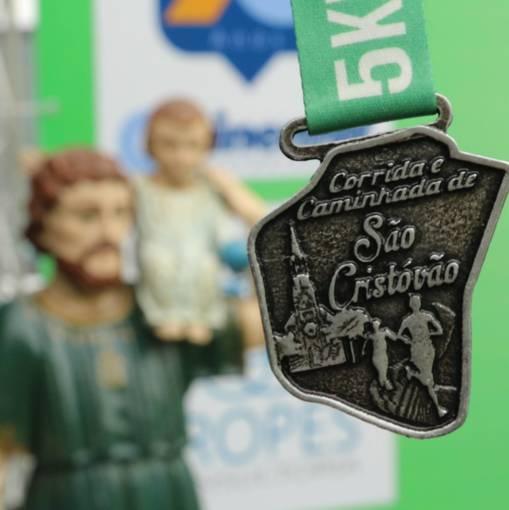 I Corrida e Caminhada de São Cristóvão no Fotop