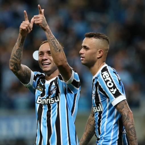 Grêmio x São Paulo - Brasileirão 2018 on Fotop