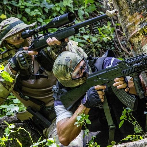Operação Restrepo - Under Attack - JPA AIRSOFT on Fotop