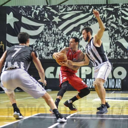 NBB Botafogo x Basquete Cearense no Fotop