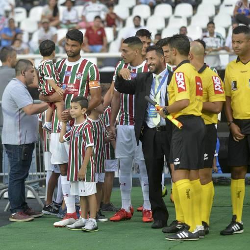 Fluminense X Salgueiro - Nilton Santos - 15/02/2018 no Fotop
