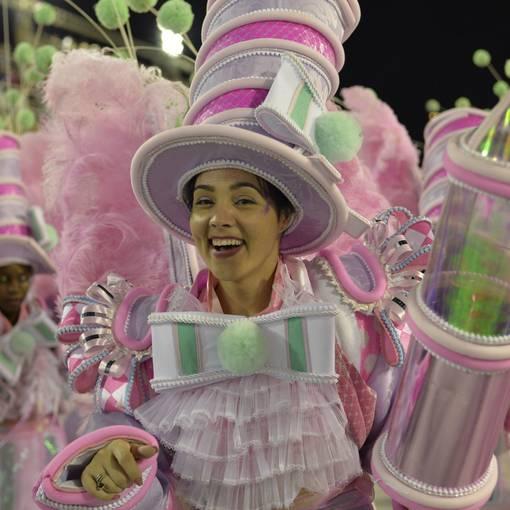 Desfile das Campeãs Rio de Janeiro no Fotop