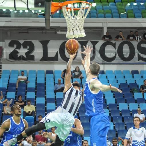 NBB Botafogo x Minas no Fotop