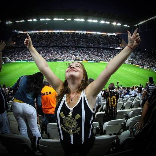 Compre suas fotos do evento Corinthians X Palmeiras - Paulista no Fotop