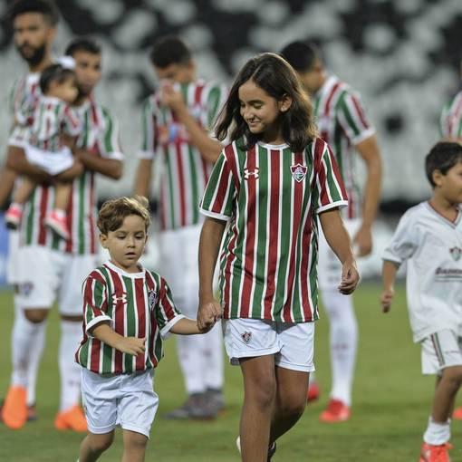 Compre suas fotos do evento Fluminense x Avai - Estádio Nilton Santos - 01/03/2018 no Fotop