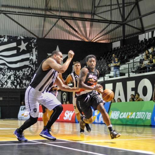 Compre suas fotos do evento NBB Botafogo x Joinville no Fotop