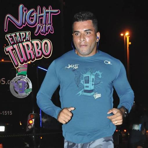 Night Run - Etapa Turbo no Fotop