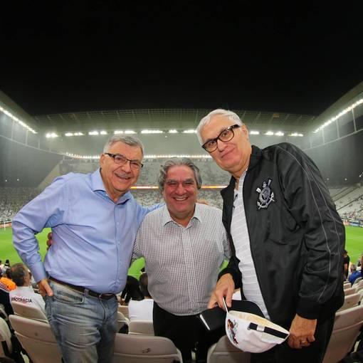 Corinthians X Deportivo Lara  - Libertadores no Fotop