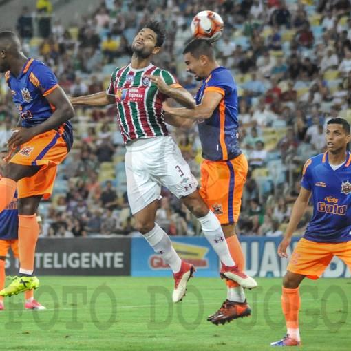 Taça Rio: Fluminense 2x1 Nova Iguaçu no Fotop