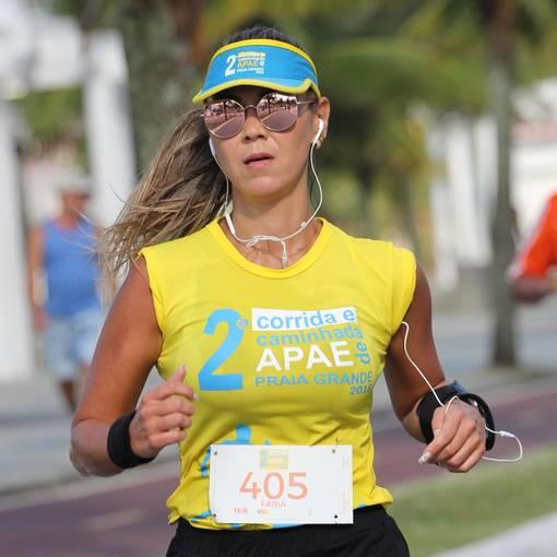 2° Corrida e caminhada APAE de Praia Grande no Fotop