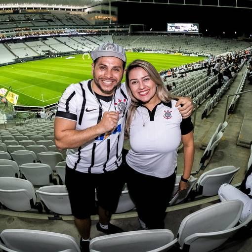 Corinthians X Bragantino - Paulista no Fotop