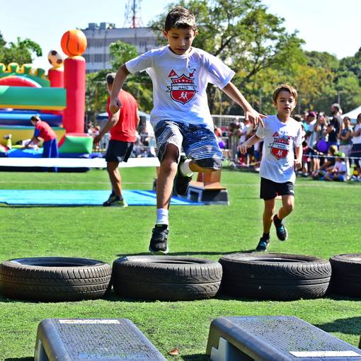 Guerreirinhos Race on Fotop