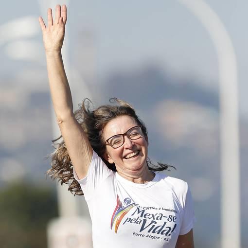 1º Corrida e caminhada Mexa-se pela vida  on Fotop