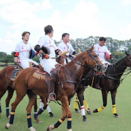 Polo em Helvetia - Partida Santa Luzia x Invernada on Fotop